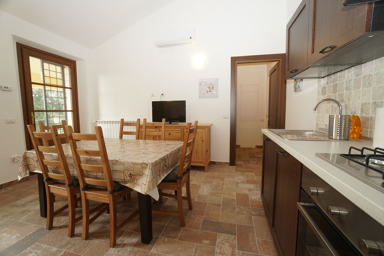 Punta dei Lecci - Agriturismo in Toscana - Appartamento 2 - (3)
