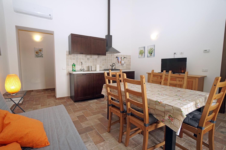 Punta dei Lecci - Agriturismo in Toscana - Appartamento 3 - (2)
