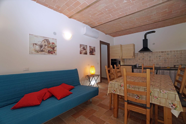Punta dei Lecci - Agriturismo in Toscana - Appartamento 5 - (1)